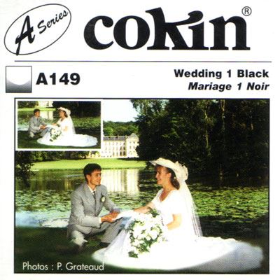 Cokin A149 Wedding Filter1 Black Filter