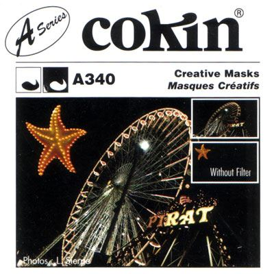 Image of Cokin A340 Creative Mask Filter