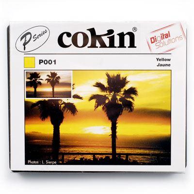 Cokin P001 Yellow Filter