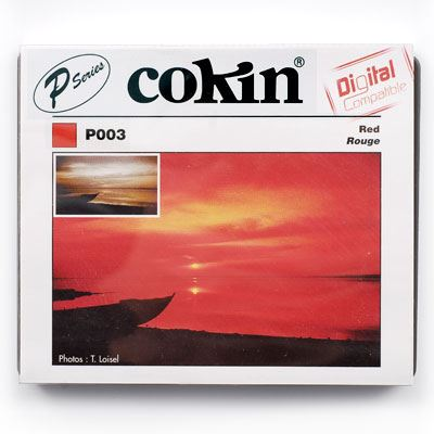 Cokin P003 Red Filter
