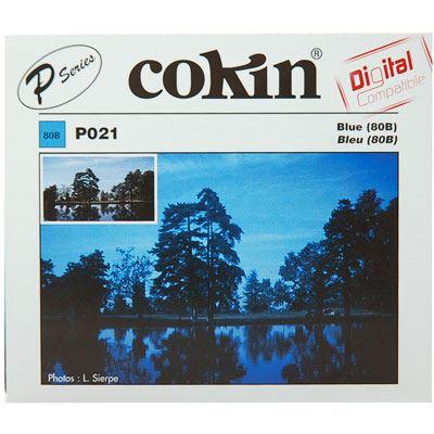 Cokin P021 Blue 80B Filter