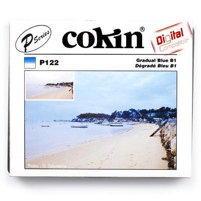 Cokin P122 Gradual Blue B1 Filter