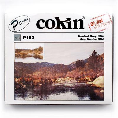 Cokin P153 Grey ND4X Filter