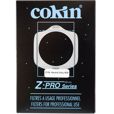 Cokin Z154 Neutral Grey ND8 Filter