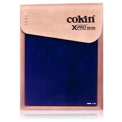 Cokin X021 Blue 80B Filter