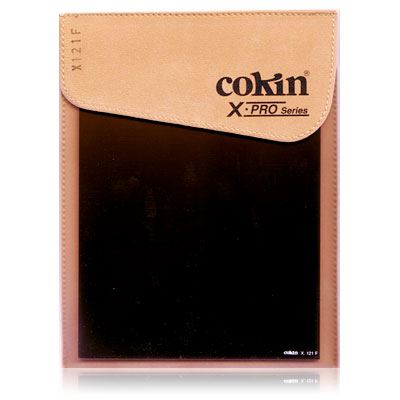 Cokin X121F Gradual Grey G2 Full (ND8) Filter