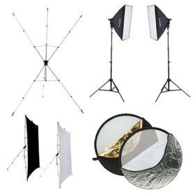 Interfit F5 Home Studio Kit
