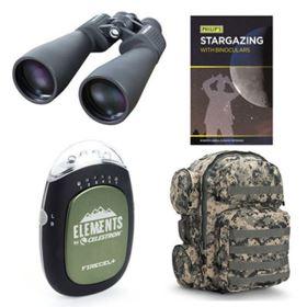 Celestron Stargazing with Binoculars Pack