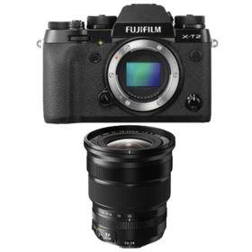 Fujifilm X-T2 Digital Camera with 10-24mm f4 R OIS XF Fujinon Lens