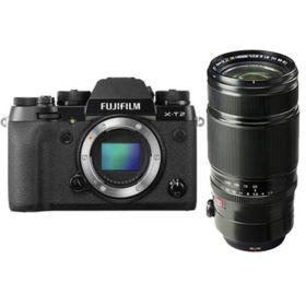 Fujifilm X-T2 Digital Camera with 50-140mm f2.8 WR OIS XF Lens