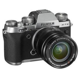 Fujifilm X-T2 Digital Camera - Graphite with 16-55mm f2.8 R LM WR Fujinon Lens
