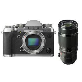 Fujifilm X-T2 Digital Camera - Graphite with 50-140mm f2.8 WR OIS XF Lens