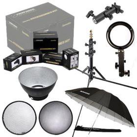 Speed Light Modifier kit - Elinchrom