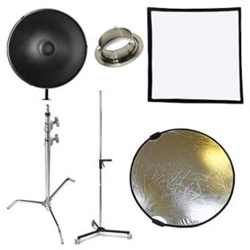 Deluxe Studio Kit - S-Type (w/o Background Support)