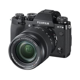 Fujifilm X-T3 with 18-135mm XF Lens
