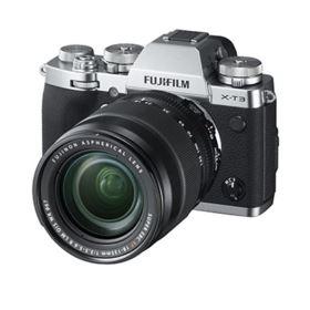 Fujifilm X-T3 Digital Camera with 18-135mm XF Lens - Silver