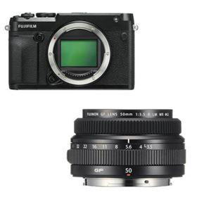 Fujifilm GFX 50R with GF 50mm Lens