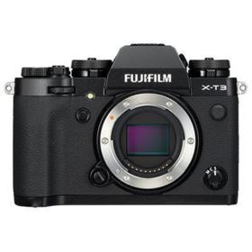 Fujifilm X-T3 with XF 16-80mm Lens