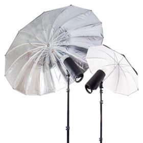 Bowens XE400 Twin-Head Umbrella Kit