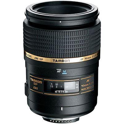 Tamron 90mm f2.8 SP Di Macro Lens - Canon Fit