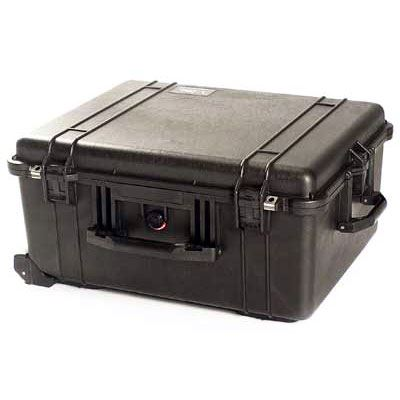 Peli 1610 Case with Foam Black