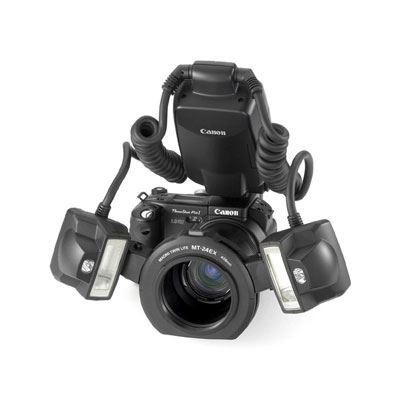 Canon MT-24 EX Macro Twin Lite