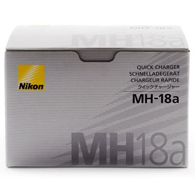 Nikon MH18A Battery Charger