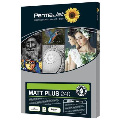 Permajet Matt Plus A4 25 sheets
