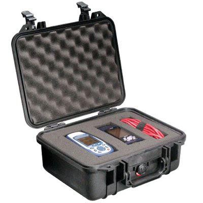 Peli 1400 Case with Foam Black