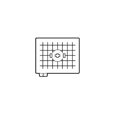 Olympus AS- FS2 Grid Focusing Screen for E-1