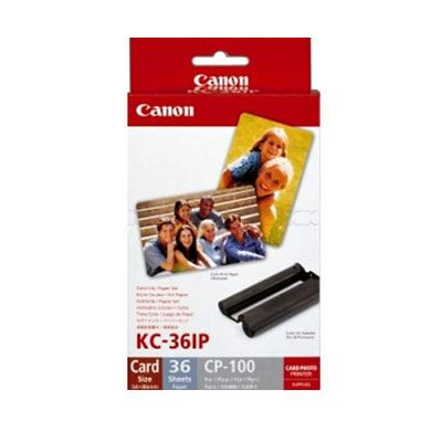 Image of Canon KC36IP Selphy Ink + Paper kit