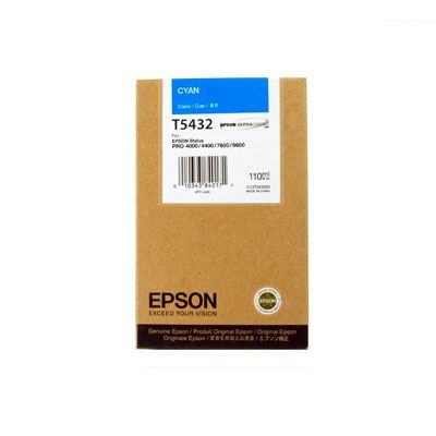 Epson T5432 Cyan