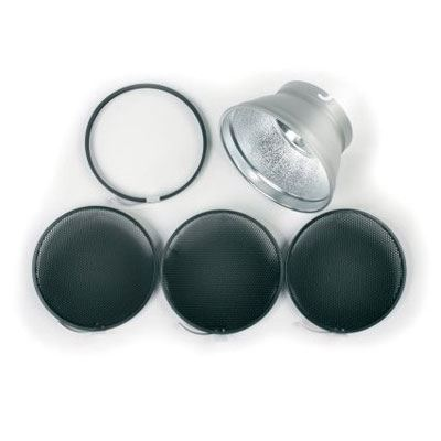 Elinchrom 18cm Reflector and Honeycomb Set