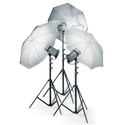 Image of Elinchrom 105cm White Umbrella