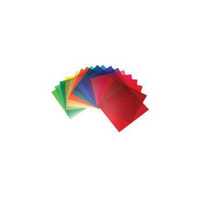 Elinchrom Set of 20 Colour Correction Filters - 21cm