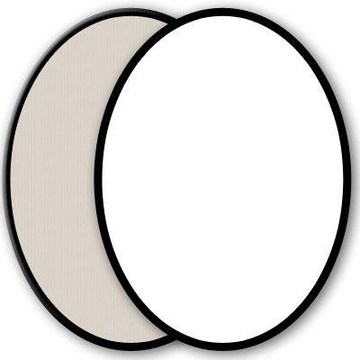 Image of Interfit 107cm Soft Sun/White Reflector