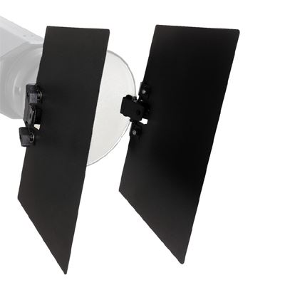 Image of Bowens Clip-on Barn Doors (pair)