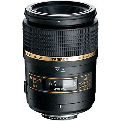 Tamron 90mm f2.8 SP Di Macro Lens – Pentax Fit