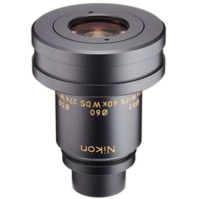 Image of Nikon 27x/40x/50x Wide DS Fieldscope Eyepiece