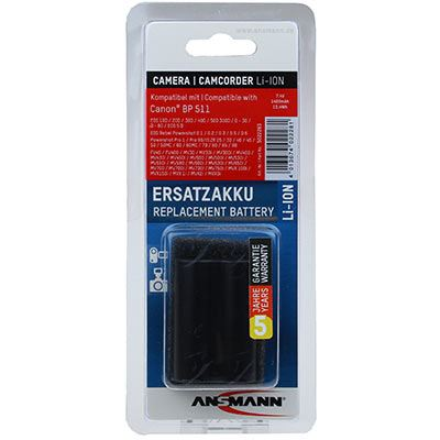 Ansmann ACan BP 511 Battery