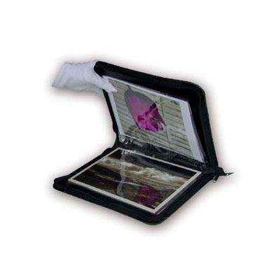 Secol A4 Zip Portfolio with 25 Pockets