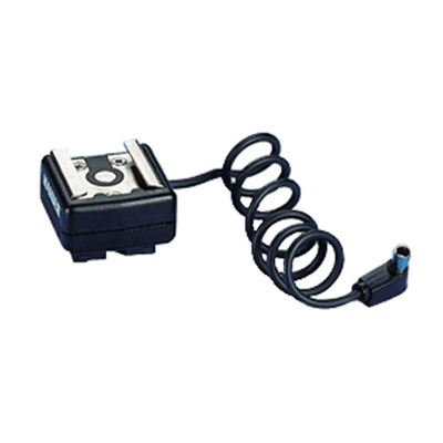 Kaiser Hot Shoe Adaptor With Cable 1301