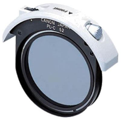 Canon 52mm Drop In Circular Polarising Filter