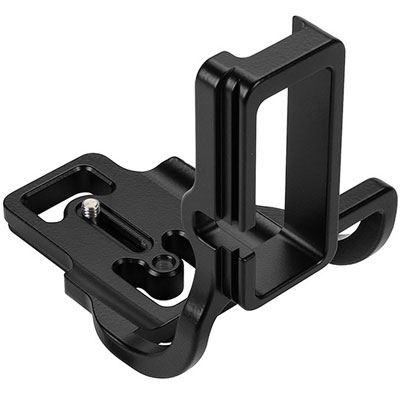 Kirk BL-1DX L-Bracket for Canon EOS 1D X and 1D X MkII