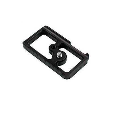 Kirk PZ7 Quick Release Camera Plate for Nikon F4s with MB21 Motor Winder