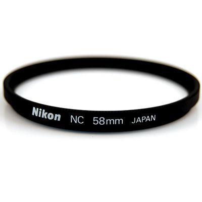 Nikon 58mm NC Neutral Colour Filter