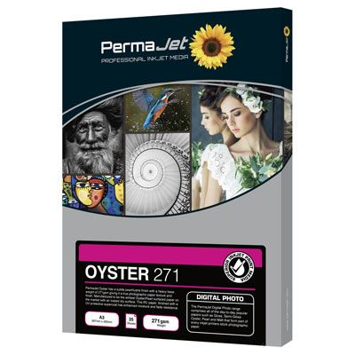 Permajet Instant Dry Oyster A3 50 sheets