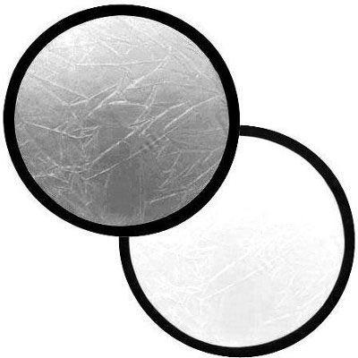 Interfit 56cm Silver/White Reflector