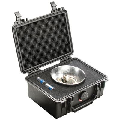 Peli 1150 Protector Case with Foam - Black