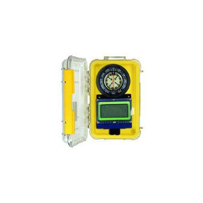 Peli 1040 Microcase Clear with Yellow Liner